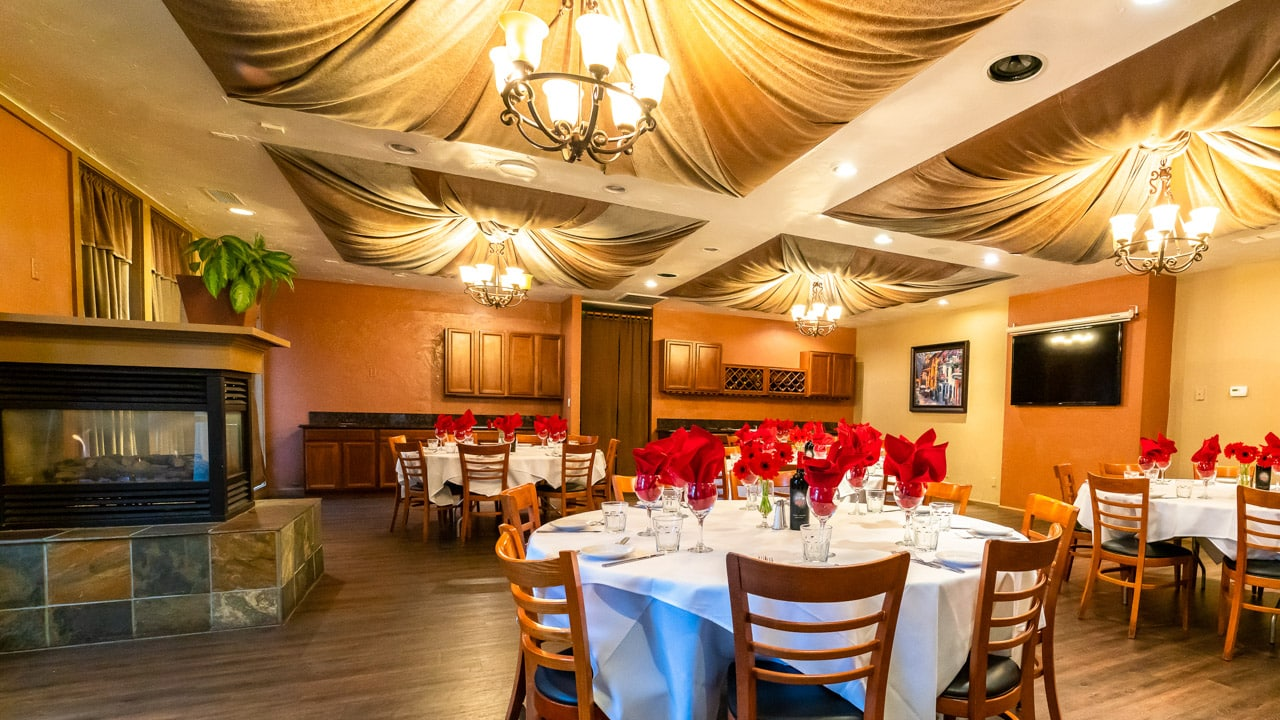 Private Dining and Banquet Rooms